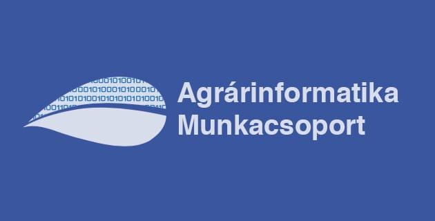 Agrárinformatika Munkacsoport