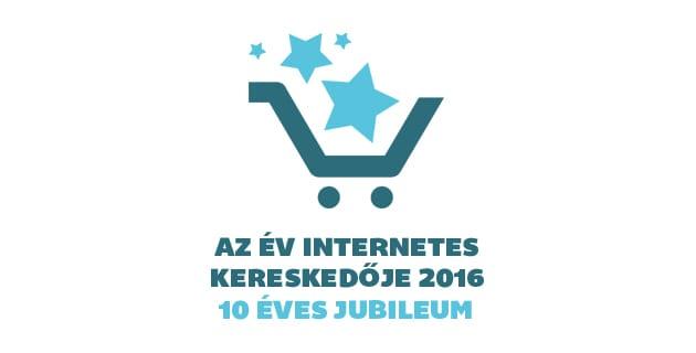Az Év Internetes Kereskedője verseny 2016