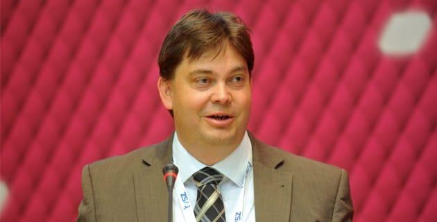 Major Gábor, az IVSZ főtitkára