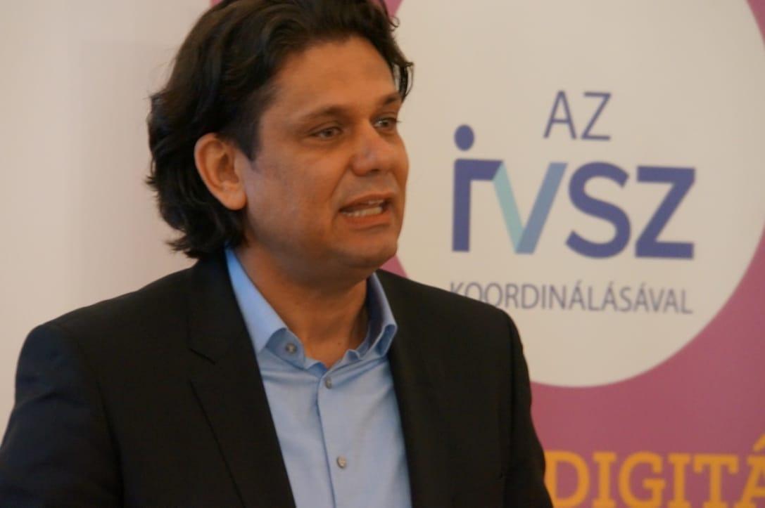Deutsch Tamás, a Digitális Jólét Programért felelős miniszterelnöki biztos