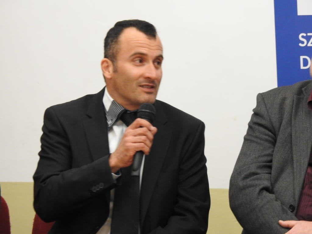 dr. Kőrösi Gábor, a Telenor kormányzati kapcsolatokért felelős igazgatója