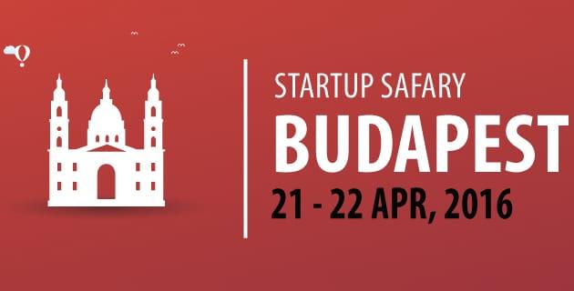 Startup Safary Budapest
