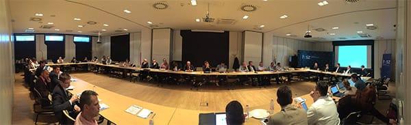 Az IVSZ multinacionális tagozatának ülése