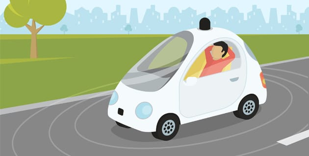 A jövő autói - Vezetőnélküli autók fejlesztése Magyarországon