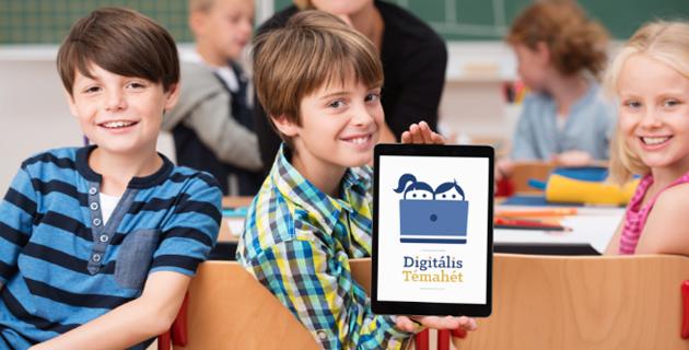 MIlyen volt a Digitális Témahét? - Kutatás