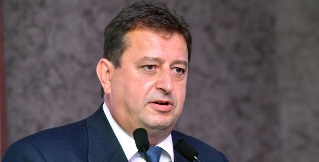 Laufer Tamás, az IVSZ elnöke