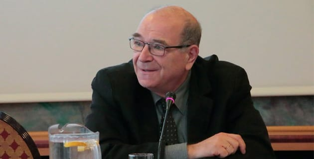 Kelemen Géza, a Munkaadók és Gyáriparosok Országos Szövetsége (MGYOSZ) alelnöke
