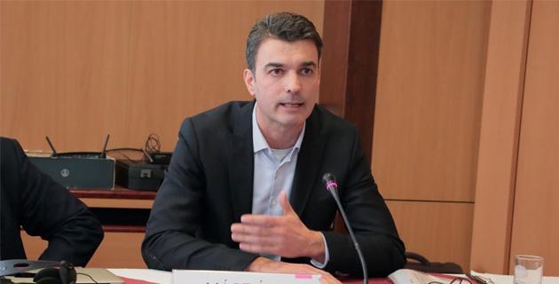 Mácz Ákos, az IVSZ public affairs igazgatója