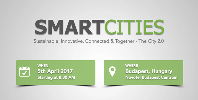 Smart Cities CEE Konferencia