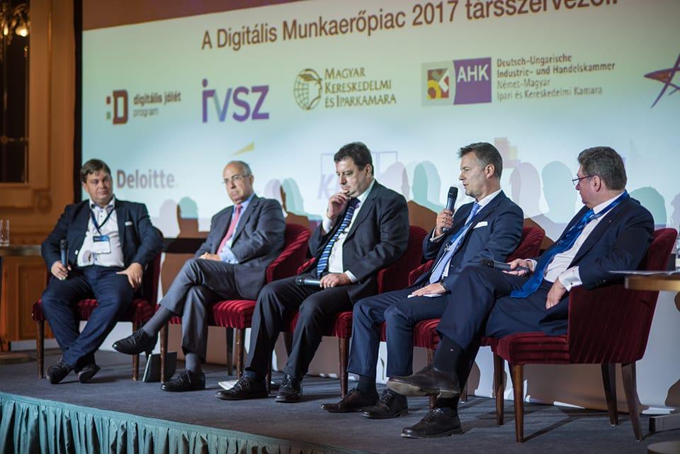 Major Gábor, Dale A. Martin, Laufer Tamás, Dr. Bársony Farkas, Dr. Parragh László