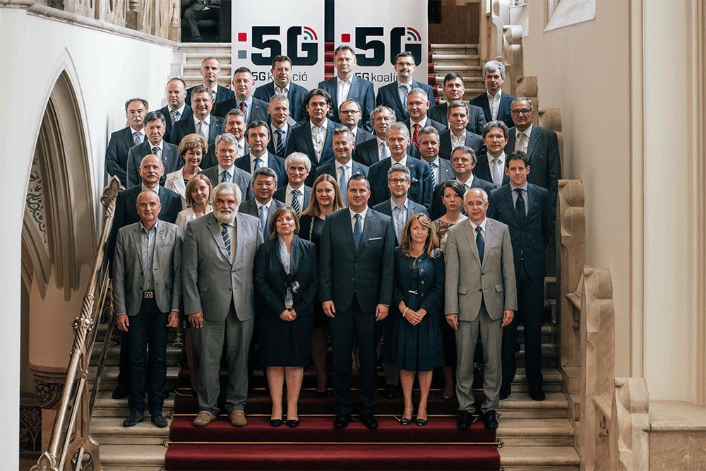 Az 5G Koalíció alapítói