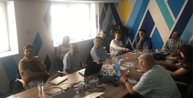 Interaktív ülést tartott az EU Források Munkacsoport