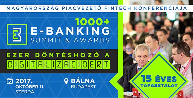 E-BANKING SUMMIT & AWARDS 1000+