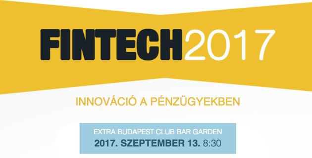Fintech 2017 - Innováció a Pénzügyekben