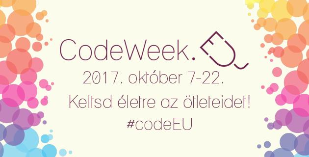 Idén is az IVSZ koordinálja az EU Code Weeket