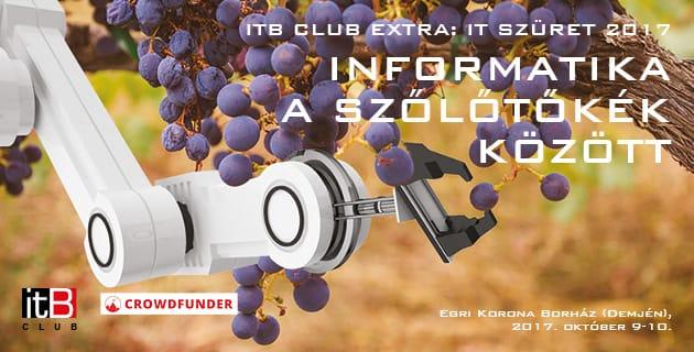 ITB Club Extra: IT Szüret október