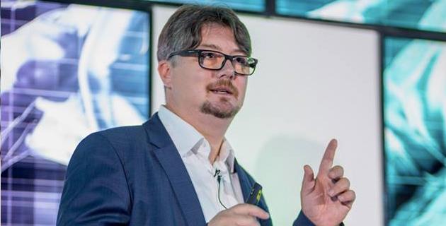 Dr. Bodó Zsolt, a Sprint Consulting vezérigazgatója
