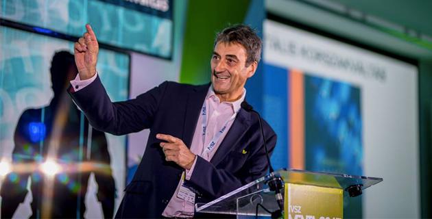 Dr. Cséfalvay Zoltán, OECD nagykövet