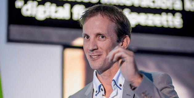 Erik van Ommeren, a Gartner kutatási igazgatója