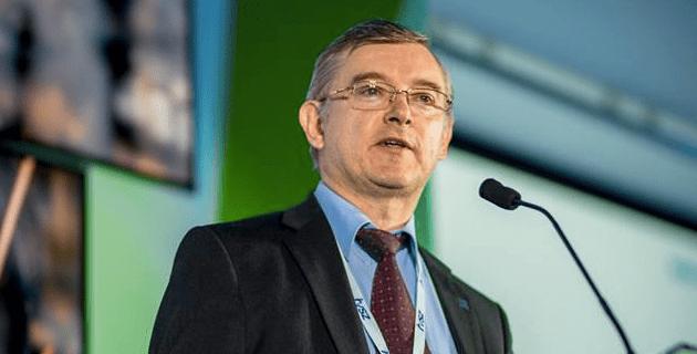 Tavaszi Tivadar, a Knorr-Bremse Hungária ügyvezető igazgatója
