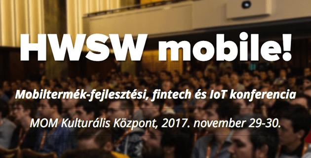 HWSW mobile!