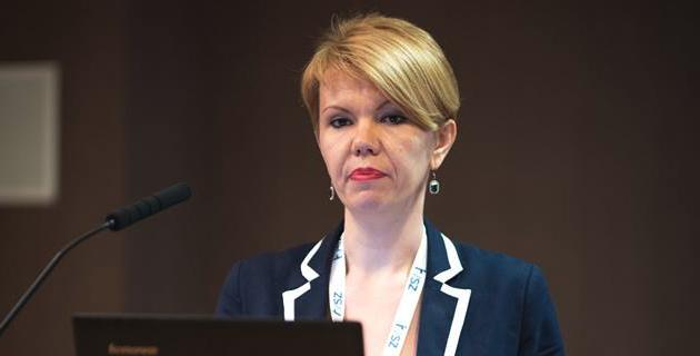 Hellné dr. Varga Anita, a Közbeszerzési Hatóság jogi tanácsadója
