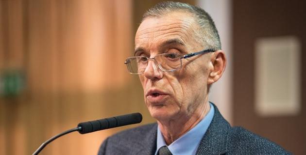 Dr. Puskás Sándor, a Közbeszerzési Döntőbizottság elnöke