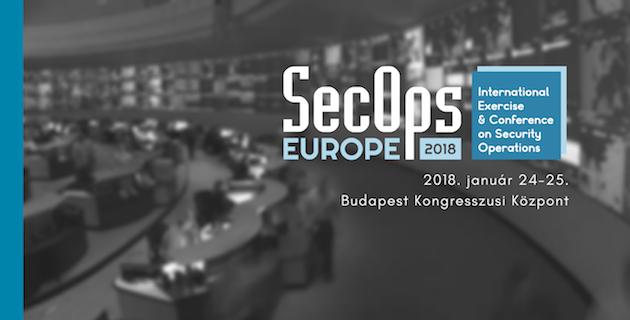 SecOps Europe 2018