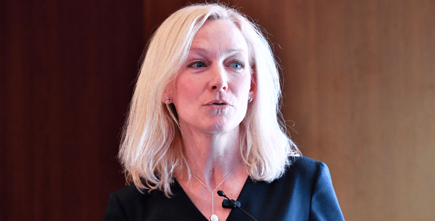 Cecilia Bonefeld-Dahl, a DigitalEurope főtitkára