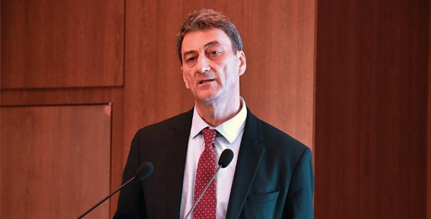 Dr. Cséfalvay Zoltán, Magyarország OECD nagykövete