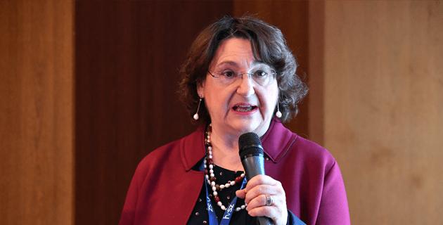 Gabriella Cattaneo, az IDC alelnöke