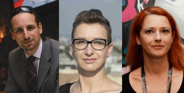 Nemes Dániel, Mádi-Nátor Anett és Kodaj Katalin