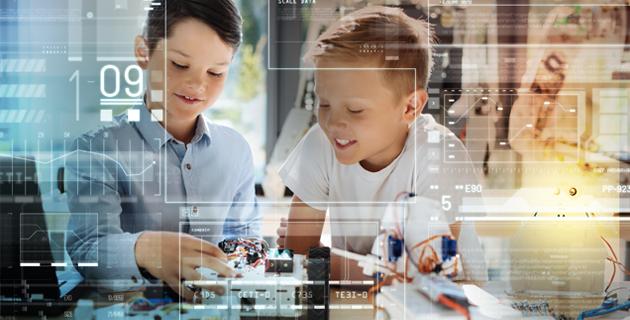 Digitális Témahét: játék, tanulás, jövő-alapozás