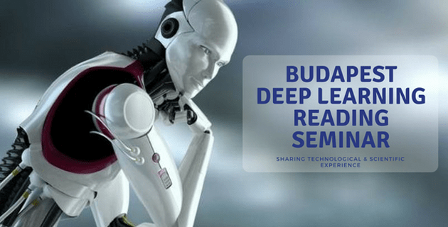 Meetupokon koncentrálódik a Deep Learning szürkeállománya Budapesten