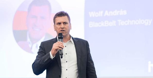 Wolf András (Blackbelt)