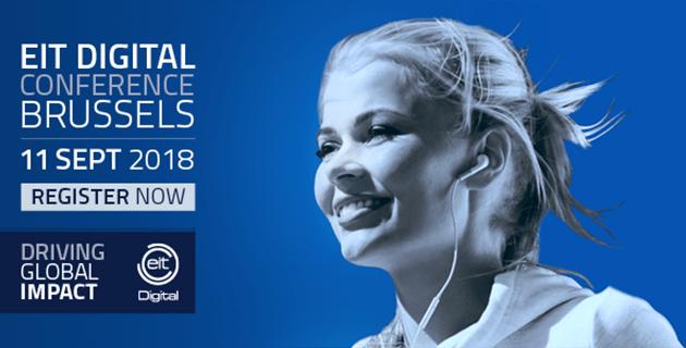 EIT Digital éves konferencia (Brüsszel)