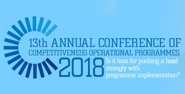 13. Versenyképességi operatív programok éves konferenciája