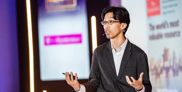 Marvin Liao, a 500 Startups partnere