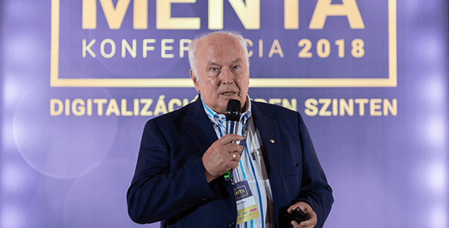 Sugár András, volt vezérigazgató (Westel 900, T-Mobile)
