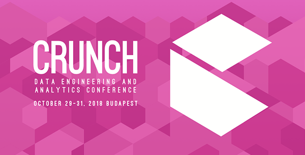 Crunch - Data engineering and analytics conference
