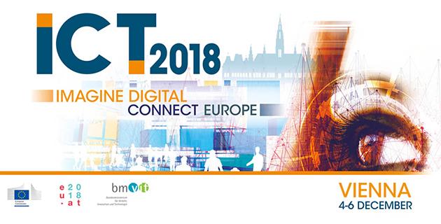 Imagine digital – Connect Europe 2018