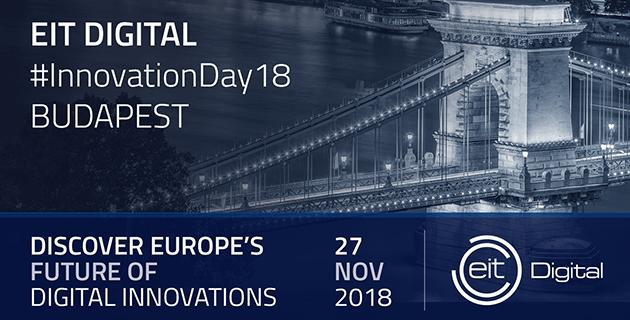 EIT Digital Innovation Day 2018