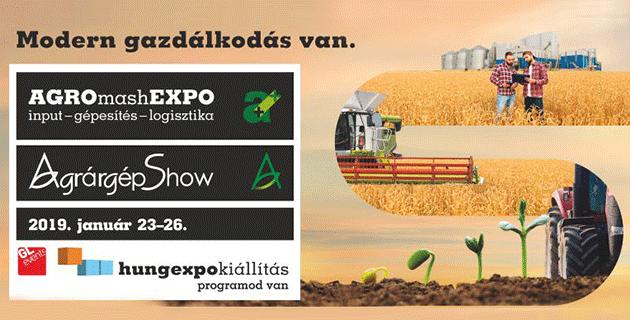 AGROmashEXPO 2019