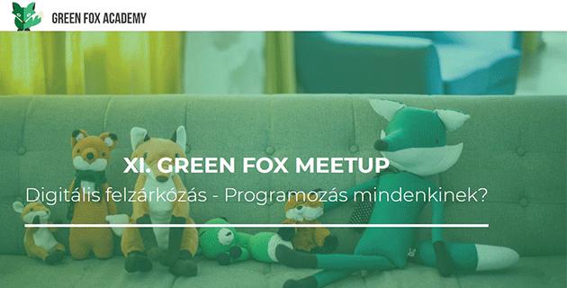 Green Fox meetup
