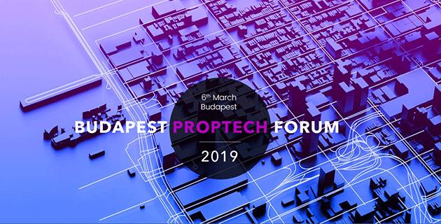 Budapest Proptech Fórum 2019