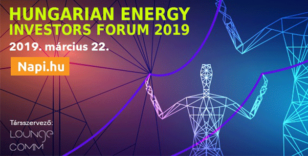 Hungarian Energy Inverstors Forum 2019