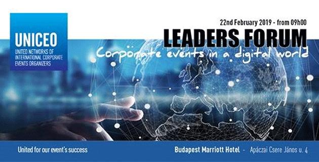 UNICEO - Leaders Forum 2019