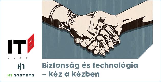 ITB Club Biztonság és technológia – kéz a kézben 2019