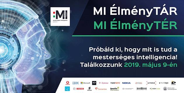 Mesterséges Intelligencia Kiállítás 2019