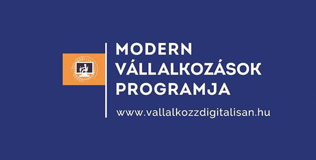 Modern Vállalkozások Programja Élelmiszeripar 4.0 2019